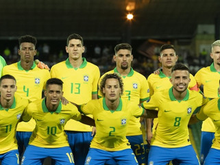 Brasil estreia no Torneio Pré-Olímpico com vitória diante do Peru