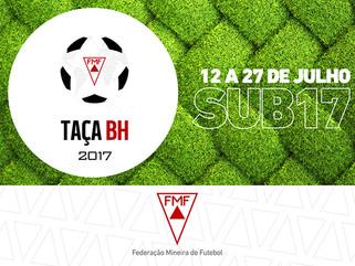 São Paulo e Atlético-MG jogam por vaga na decisão da Taça BH 2017