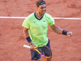 Impiedoso, Rafael Nadal chega às quartas de final de Roland Garros