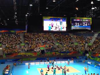 Brasil vence os Países Baixos e fecha fase de grupos com 100% no voleibol sentado