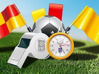 Arbitragem da final da Copa Uberlândia de Futebol Amador