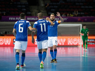 Com time experiente, Brasil quer apagar 2016 e retomar coroa do futsal