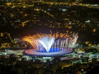 Calendário de jogos desfalcará a delegação brasileira na cerimônia de abertura no Rio