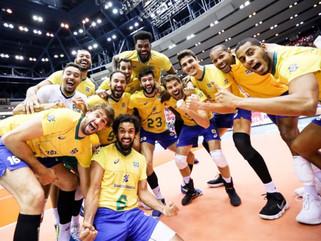 Brasil conhece adversários do Campeonato Mundial