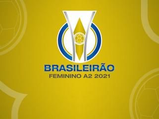 CBF divulga tabela da Série A2 do Campeonato Brasileiro Feminino