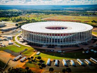 Além de Recopa, Brasília também recebe jogo do Santos na Libertadores