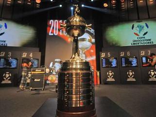 Definidas as semifinais da Copa Libertadores