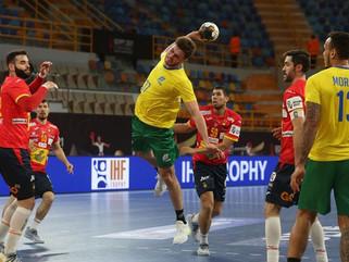 Handebol: seleção masculina brasileira estreia no Pré-Olímpico