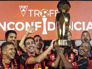 Pouso Alegre vence URT nos pênaltis e é campeão do Troféu Inconfidência 2021