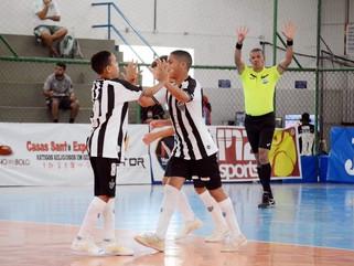 Atlético-MG e Pica Pau-AM seguem 100% na Taça Brasil Sub-11