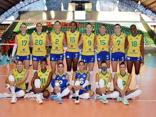 Brasil estreia com vitória contra Peru no Sul-Americano