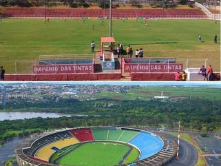 Jogos das finais da Copa Regional Categoria Sub-20 e Campeonato Amador de Uberlândia Divisão Especia