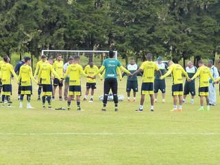 Caldense já começou a pré temporada com o técnico Zezito