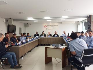 FMF reúne técnicos e dirigentes em seminário da CBF