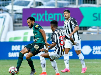 América-MG e Atlético-MG iniciam decisão do Mineiro com empate sem gols