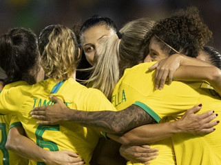 Seleção Brasileira volta a golear o México e segue invicta sob o comando de Pia Sundhage