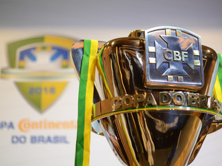 Definidos os mandos de campo das oitavas de final da Copa do Brasil 2016