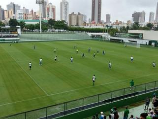 Goiás fica no empate com Uberlândia