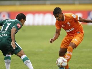 Uberlândia vence Coimbra na estreia do técnico Luizinho Lopes
