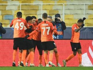 Shakhtar Donetsk vence o Real Madrid na Liga dos Campeões com gol de Dentinho