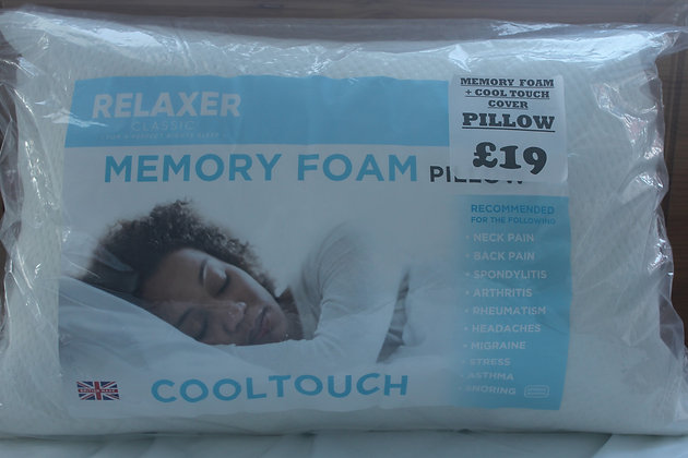 Cool Touch Pillow