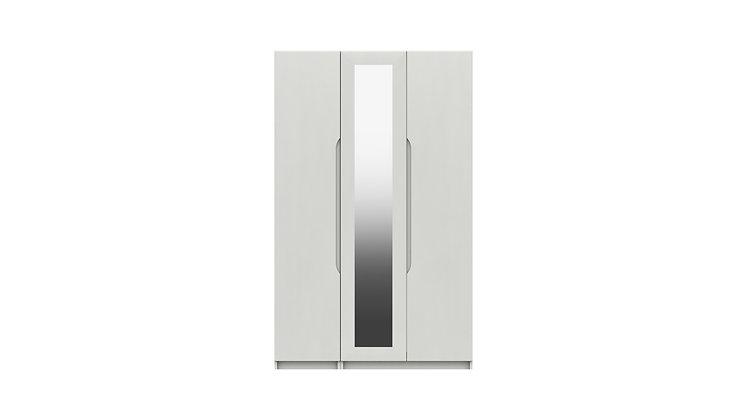 SONATA RANGE  3 DOOR WARDROBE WITH MIRROR