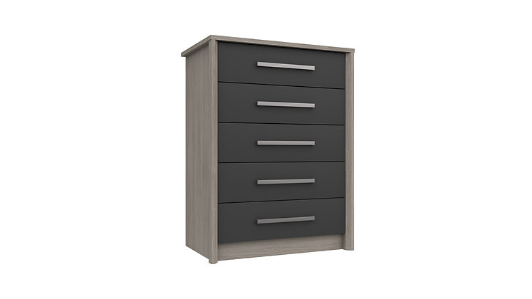 ARUNDEL RANGE 5 DRAWER CHEST
