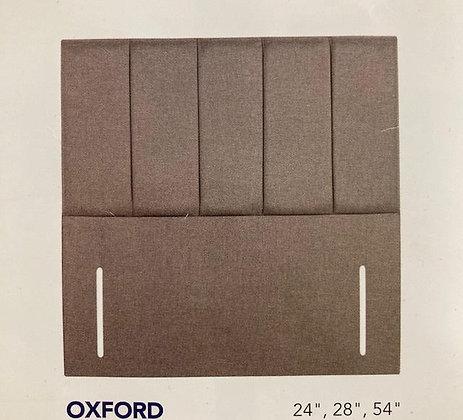 OXFORD FLOOR STANDING HEADBOARD