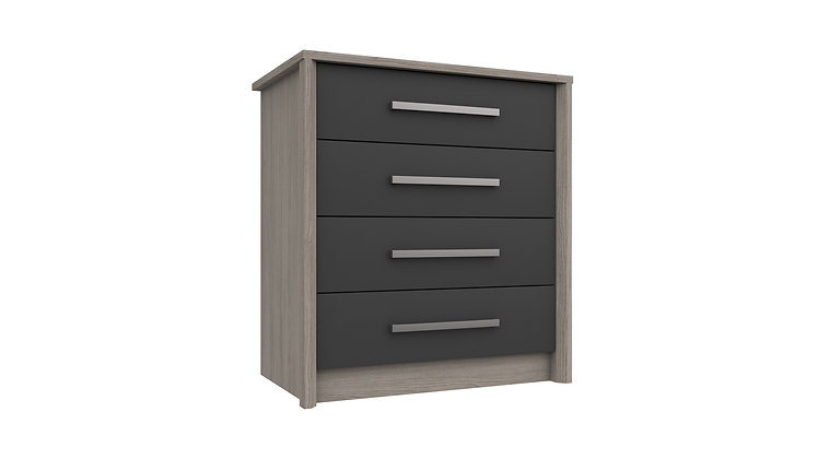 ARUNDEL RANGE 4 DRAWER CHEST