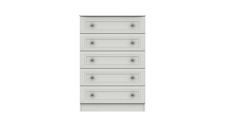CANTERBURY 5 DRAWER CHEST