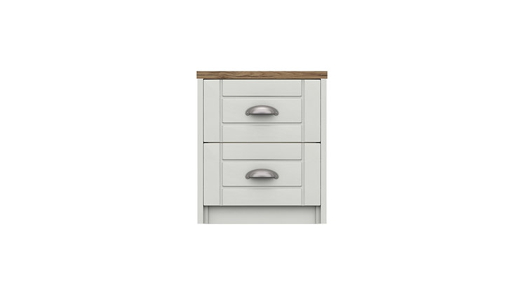 SKYE RANGE 2 DRAWER LOCKER