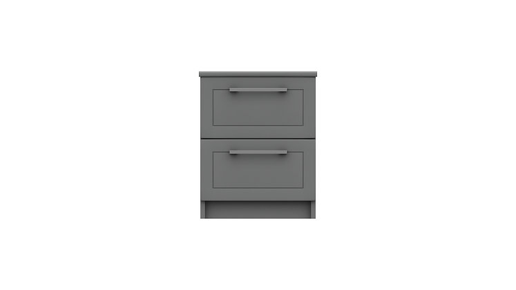 ISLA RANGE 2 DRAWER LOCKER