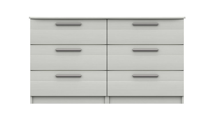 MIDHURST RANGE 3 DRAWER DOUBLE CHEST