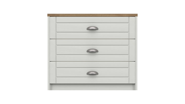 SKYE RANGE 3 DRAWER CHEST