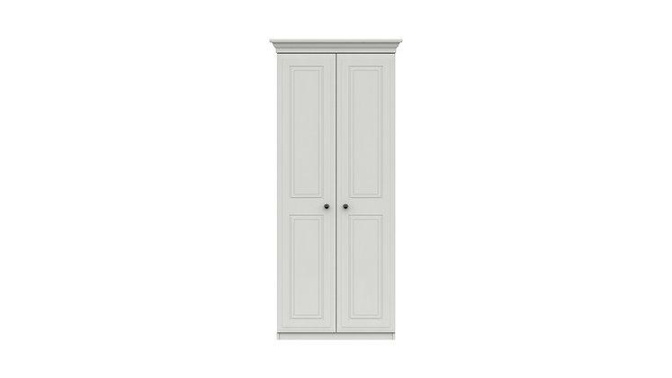 HADLEIGH RANGE 2 DOOR WARDROBE