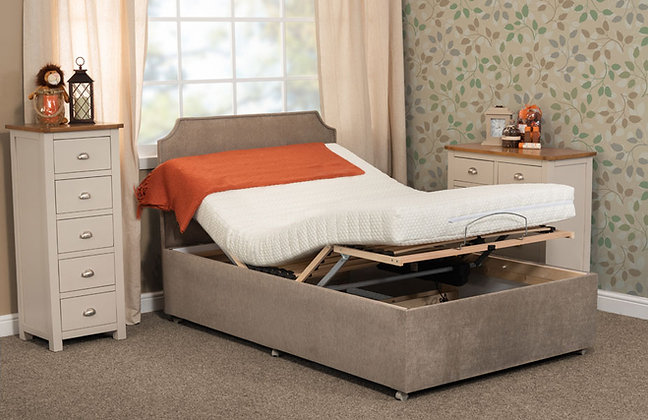 LATEXMATIC ADJUSTABLE BED