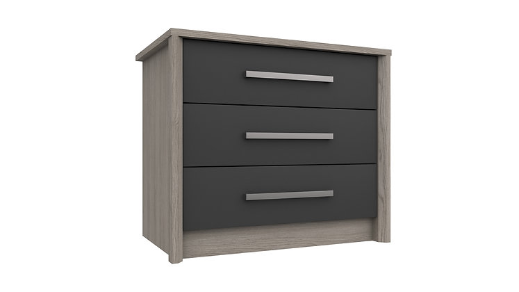 ARUNDEL RANGE 3 DRAWER CHEST