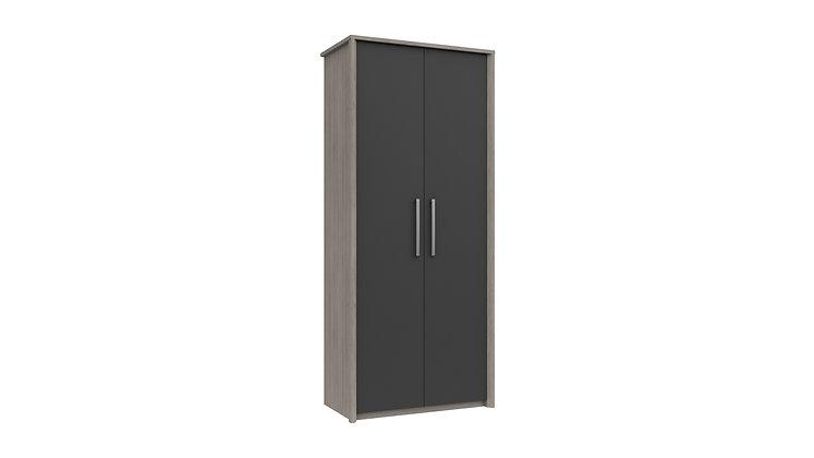ARUNDEL RANGE TALL 2 DOOR WARDROBE