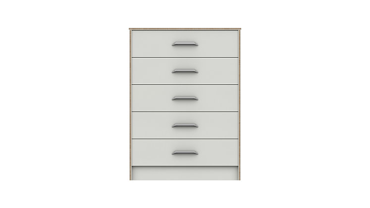 MARLOW RANGE  5 DRAWER CHEST
