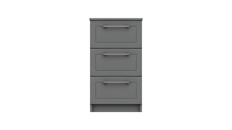 ISLA RANGE 3 DRAWER LOCKER
