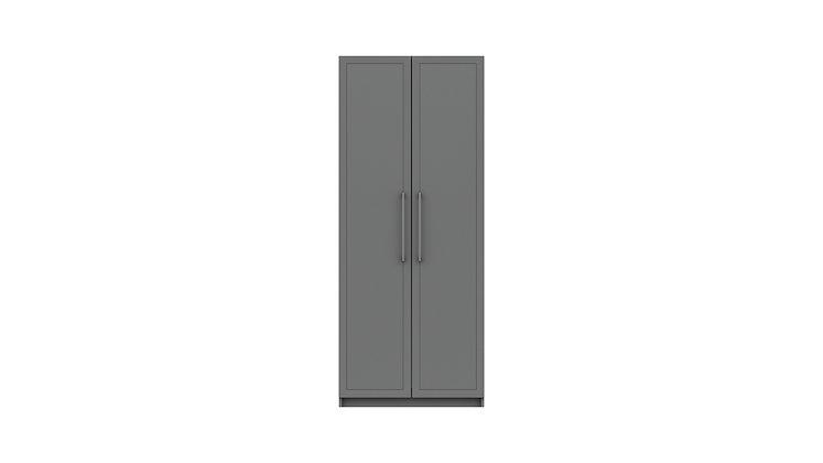ISLA RANGE 2 DOOR WARDROBE