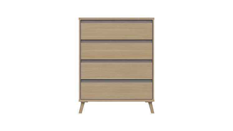 TAMAR RANGE 4 DRAWER CHEST