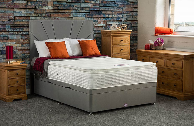 AURORA PILLOWTOP MATTRESS