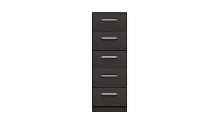 ARRAN RANGE 5 DRAWER TALLBOY