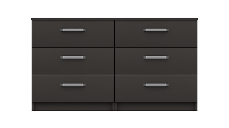 ARRAN RANGE 3 DRAWER DOUBLE CHEST