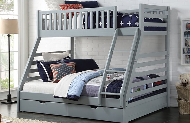 SPACE TRIPLE BUNKBEDS