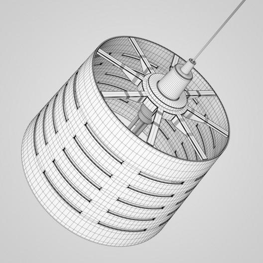 Luminrias em 3D