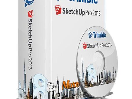 Trimble Sketchup Pro v13.0.4812