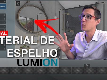 [TUTORIAL] Material de Espelho no Lumion