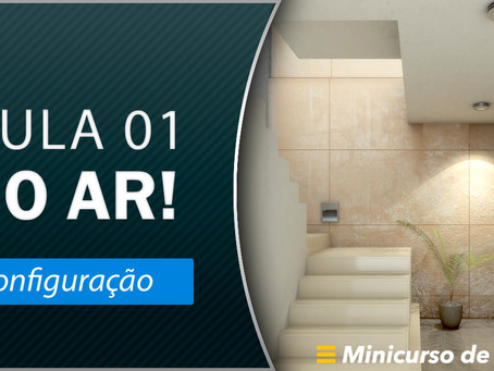 Semana do V-Ray para 3ds Max – Aula 1